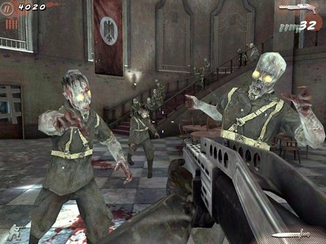 Descarga gratuita de Call of duty: Black ops zombies para iPhone, iPad y iPod.