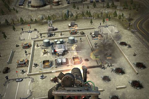 Écrans du jeu Call of duty: Heroes pour iPhone, iPad ou iPod.