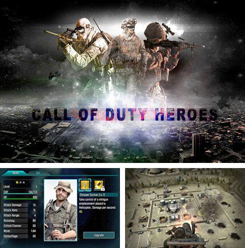 In addition to the game King hunt for iPhone, iPad or iPod, you can also download Call of duty: Heroes for free.