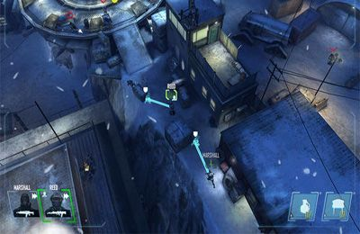 Screenshots do jogo Call of Duty: Strike Team para iPhone, iPad ou iPod.