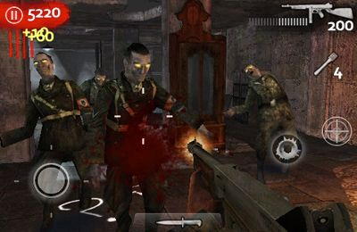 Baixe o jogo Call of Duty World at War Zombies II para iPhone gratuitamente.