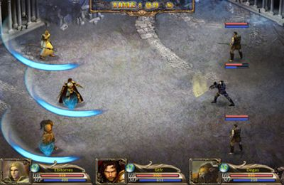Гра Call Of Gods для iPhone