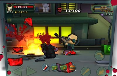 Descarga gratuita de Call of Mini: Brawlers para iPhone, iPad y iPod.