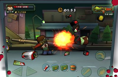 Игра Call of Mini: Brawlers для iPhone