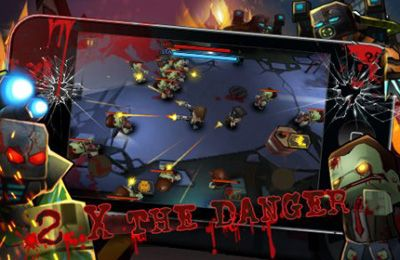 Kostenloser Download von Call of Mini: Double Shot für iPhone, iPad und iPod.
