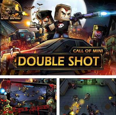 In addition to the game 3 Eras for iPhone, iPad or iPod, you can also download Call of Mini: Double Shot for free.