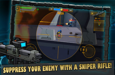 Baixe Call of Mini: Infinity gratuitamente para iPhone, iPad e iPod.