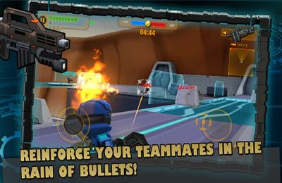 Screenshots do jogo Call of Mini: Infinity para iPhone, iPad ou iPod.