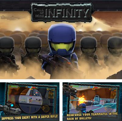 In addition to the game Candy booms for iPhone, iPad or iPod, you can also download Call of Mini: Infinity for free.