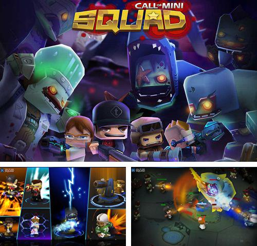In addition to the game Pianista for iPhone, iPad or iPod, you can also download Call of Mini: Squad for free.