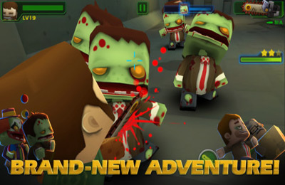 Скачать Call of Mini: Zombies 2 на iPhone бесплатно