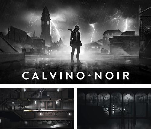 In addition to the game Quantum Galaxy for iPhone, iPad or iPod, you can also download Calvino Noir for free.