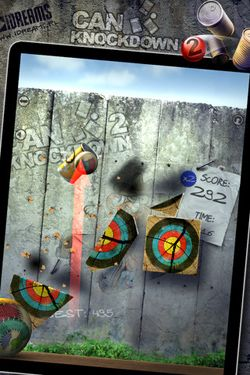 Download Can Knockdown 2 iPhone free game.