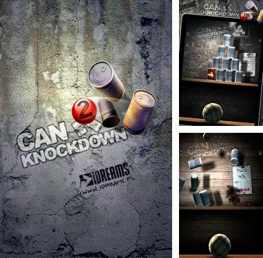 In addition to the game Ninja Fishing for iPhone, iPad or iPod, you can also download Can Knockdown 2 for free.