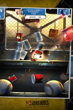 Free Can Knockdown 3 download for iPhone, iPad and iPod.