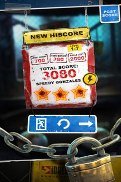 Screenshots of the Can Knockdown 3 game for iPhone, iPad or iPod.