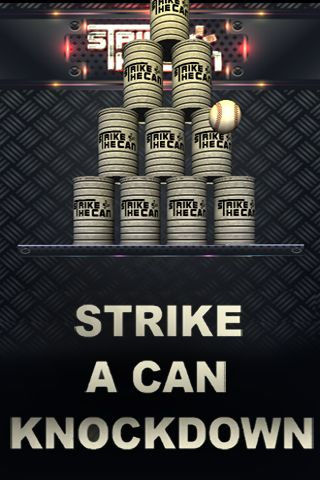 Can knockdown striker