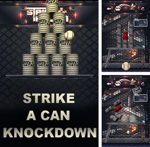 In addition to the game Doodle tanks for iPhone, iPad or iPod, you can also download Can knockdown striker for free.