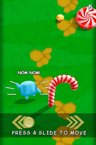 Free Candy Andy download for iPhone, iPad and iPod.