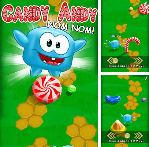 In addition to the game Braveland: Wizard for iPhone, iPad or iPod, you can also download Candy Andy for free.