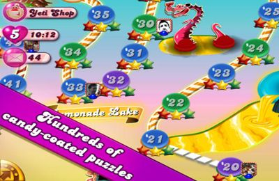 Free Candy Crush Saga download for iPhone, iPad and iPod.