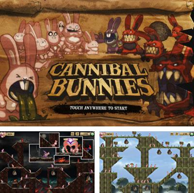 In addition to the game Ys chronicles 2 for iPhone, iPad or iPod, you can also download Cannibal Bunnies for free.