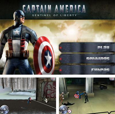 In addition to the game Jaws Revenge for iPhone, iPad or iPod, you can also download Captain America: Sentinel of Liberty for free.