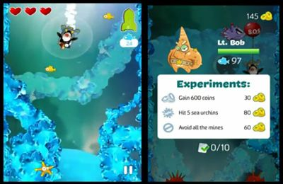 Descarga gratuita de Captain Antarctica para iPhone, iPad y iPod.