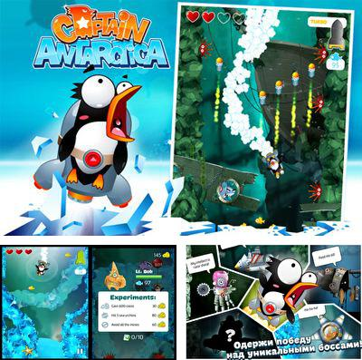 In addition to the game Global assault for iPhone, iPad or iPod, you can also download Captain Antarctica for free.