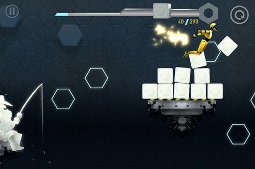 Screenshots do jogo Car breakers para iPhone, iPad ou iPod.