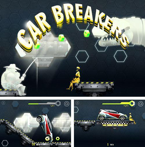 In addition to the game Jump Jack for iPhone, iPad or iPod, you can also download Car breakers for free.