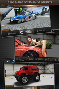 Download Car Club Live iPhone free game.