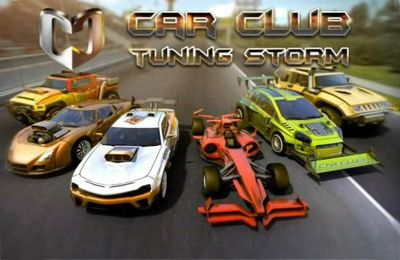 Car Club:Tuning Storm