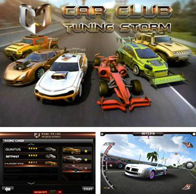 Download Car Club:Tuning Storm iPhone free game.