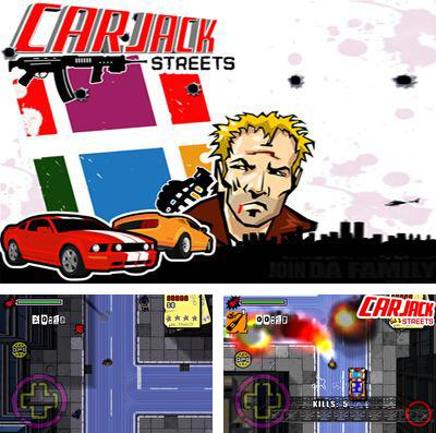 In addition to the game Swing Shot PLUS for iPhone, iPad or iPod, you can also download Car Jack Streets for free.