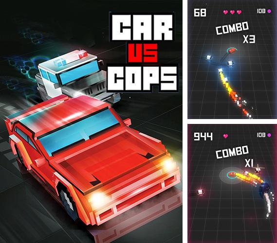 In addition to the game Farming pro 2015 for iPhone, iPad or iPod, you can also download Car vs. cops for free.