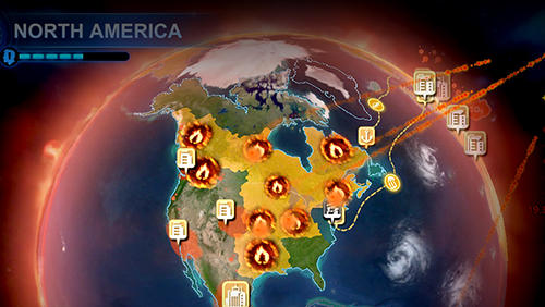Descarga gratuita de Carbon warfare para iPhone, iPad y iPod.