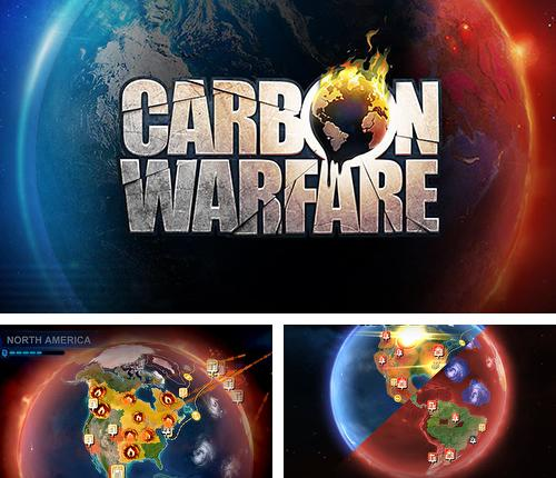 In addition to the game Crossy road for iPhone, iPad or iPod, you can also download Carbon warfare for free.