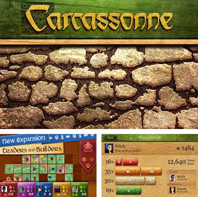 In addition to the game Fish Heroes for iPhone, iPad or iPod, you can also download Carcassonne for free.