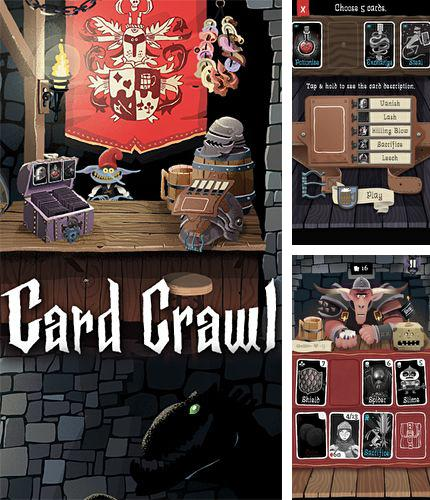 Download Card crawl iPhone free game.
