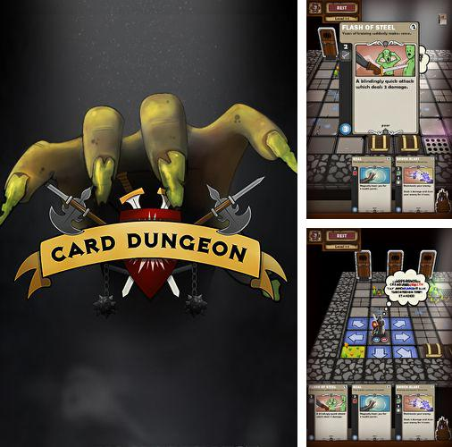 In addition to the game Asphalt: Overdrive for iPhone, iPad or iPod, you can also download Card dungeon for free.