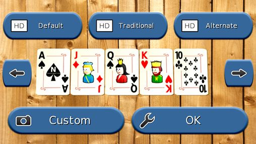 Download Card shark: Deluxe iPhone free game.