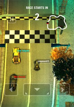 Screenshots do jogo CarDust para iPhone, iPad ou iPod.
