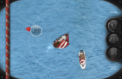 iPhone、iPad および iPod 用のCaribbean Racing Sailing multiplayerの無料ダウンロード。