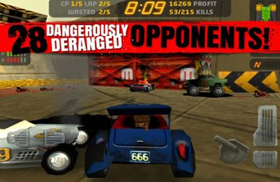 Free Carmageddon download for iPhone, iPad and iPod.