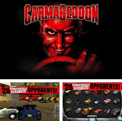In addition to the game Frontline Commando for iPhone, iPad or iPod, you can also download Carmageddon for free.