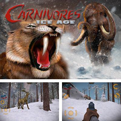 In addition to the game Farm Destroy: Alien Zombie Attack for iPhone, iPad or iPod, you can also download Carnivores: Ice Age for free.