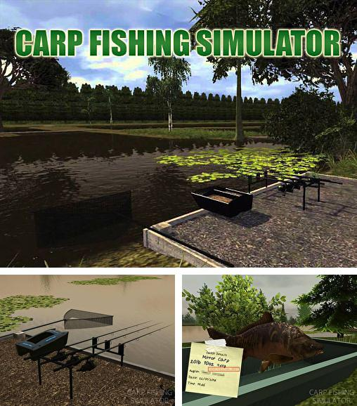 In addition to the game Hitman: Sniper for iPhone, iPad or iPod, you can also download Carp fishing simulator for free.