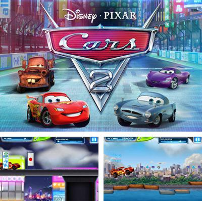 In addition to the game My First Trainz Set for iPhone, iPad or iPod, you can also download Cars 2 for free.