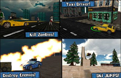 Скачати Cars And Guns 3D на iPhone безкоштовно.